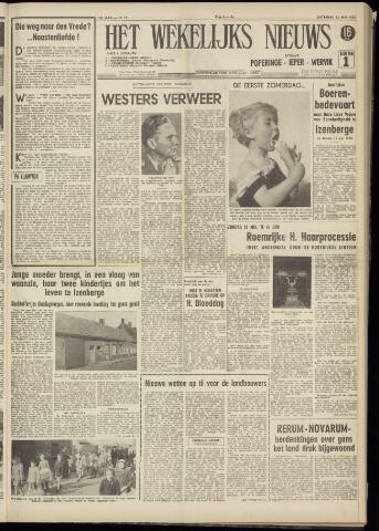 Het Wekelijks Nieuws (1946-1990) 1956-05-12
