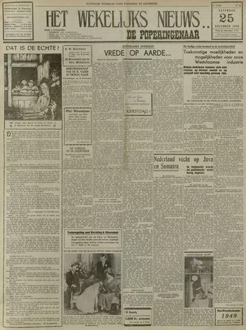 Het Wekelijks Nieuws (1946-1990) 1948-12-25