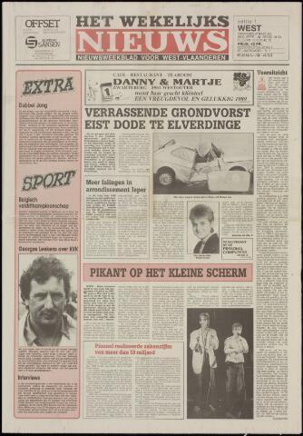 Het Wekelijks Nieuws (1946-1990) 1989