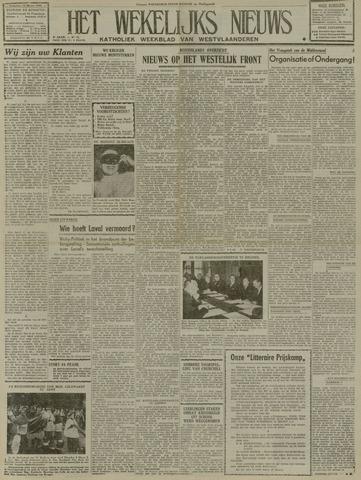 Het Wekelijks Nieuws (1946-1990) 1948-03-13