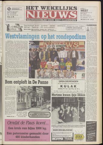 Het Wekelijks Nieuws (1946-1990) 1985-05-03