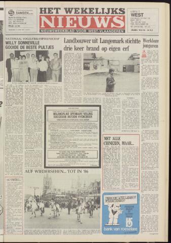 Het Wekelijks Nieuws (1946-1990) 1984-05-18