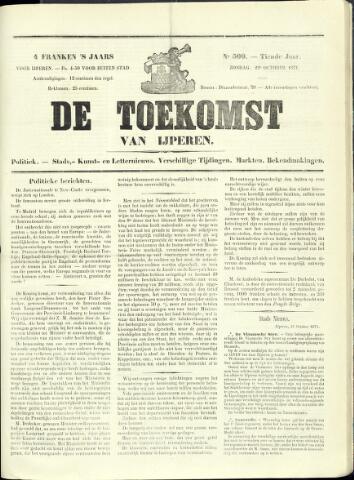 De Toekomst (1862 - 1894) 1871-10-22