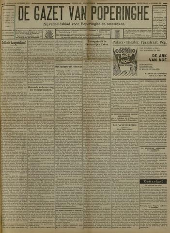 De Gazet van Poperinghe  (1921-1940) 1931-12-20