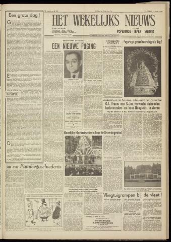Het Wekelijks Nieuws (1946-1990) 1954-06-26