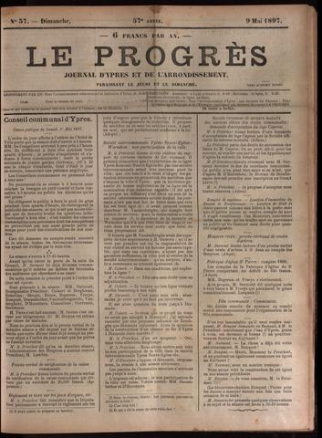 Le Progrès (1841-1914) 1897-05-09