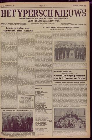 Het Ypersch nieuws (1929-1971) 1968-07-05