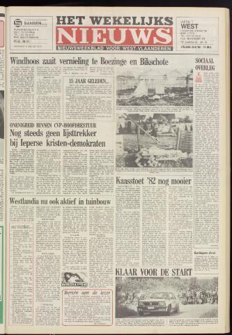 Het Wekelijks Nieuws (1946-1990) 1982-06-25
