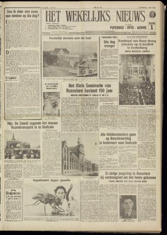 Het Wekelijks Nieuws (1946-1990) 1956-05-05