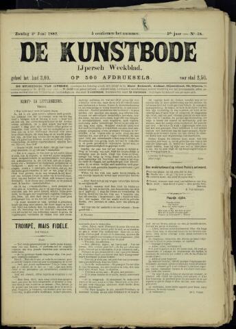 De Kunstbode (1880 - 1883) 1882-06-04