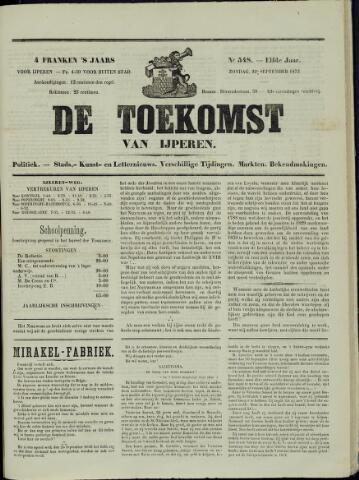 De Toekomst (1862 - 1894) 1872-09-22