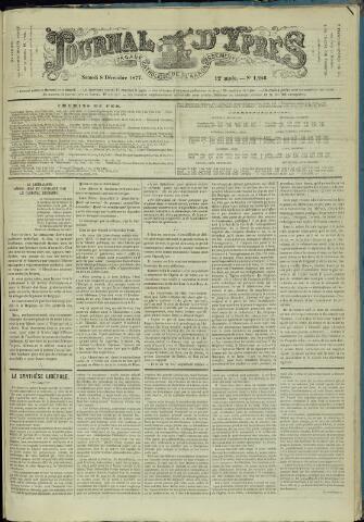 Journal d'Ypres (1874 - 1913) 1877-12-08