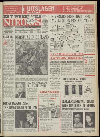 Het Wekelijks Nieuws (1946-1990) 1978-12-22