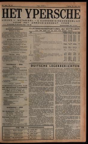 Het Ypersch nieuws (1929-1971) 1943-07-23