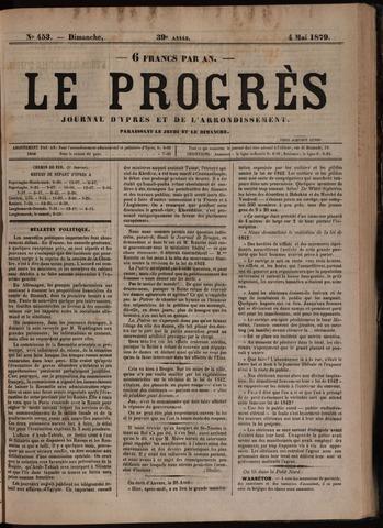 Le Progrès (1841-1914) 1879-05-04
