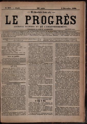 Le Progrès (1841-1914) 1880-12-02