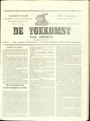 De Toekomst (1862 - 1894) 1871-06-25