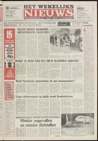 Het Wekelijks Nieuws (1946-1990) 1984-01-13