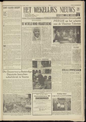 Het Wekelijks Nieuws (1946-1990) 1958-11-28