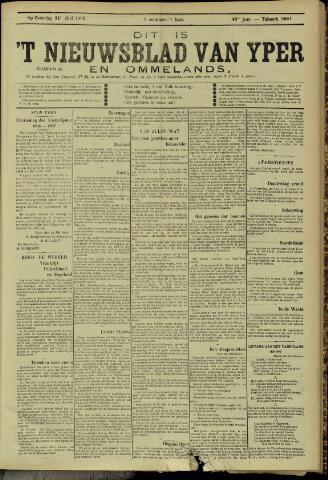 Nieuwsblad van Yperen en van het Arrondissement (1872 - 1912) 1905-06-24