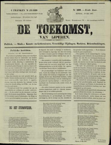 De Toekomst (1862 - 1894) 1867-05-19