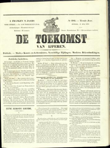 De Toekomst (1862 - 1894) 1871-07-02