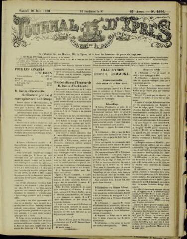 Journal d'Ypres (1874 - 1913) 1900-06-16