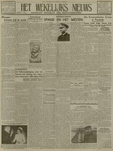 Het Wekelijks Nieuws (1946-1990) 1948-10-23