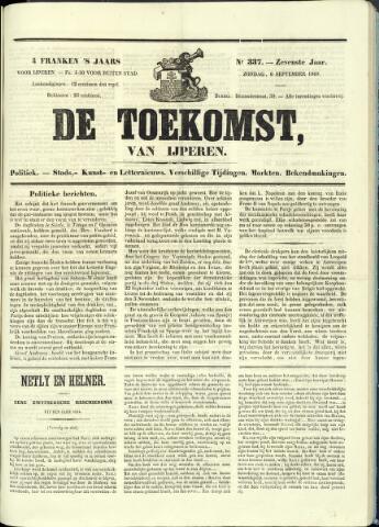 De Toekomst (1862 - 1894) 1868-09-06