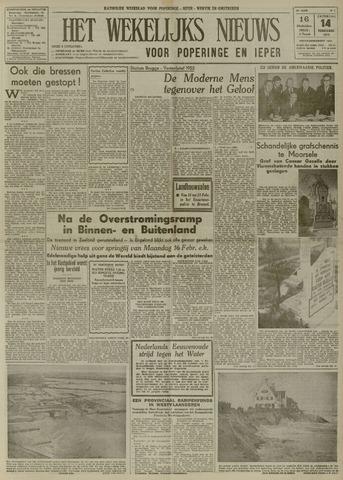 Het Wekelijks Nieuws (1946-1990) 1953-02-14