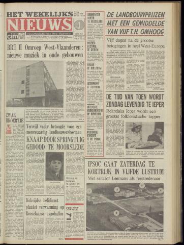 Het Wekelijks Nieuws (1946-1990) 1974-09-20