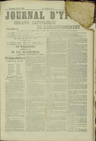 Journal d'Ypres (1874 - 1913) 1906-05-09