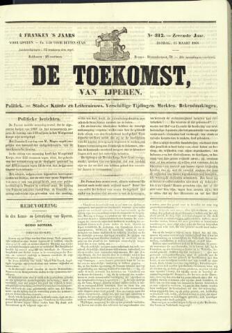 De Toekomst (1862 - 1894) 1868-03-15