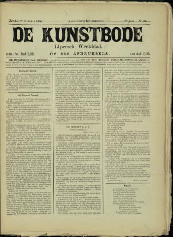 De Kunstbode (1880 - 1883) 1882-10-08