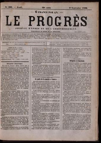 Le Progrès (1841-1914) 1880-09-09