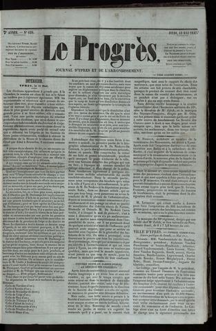 Le Progrès (1841-1914) 1847-05-13