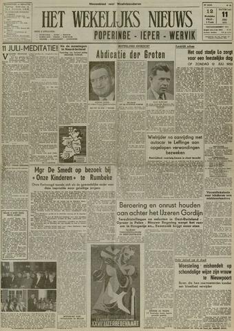 Het Wekelijks Nieuws (1946-1990) 1953-07-11