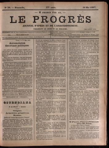 Le Progrès (1841-1914) 1897-05-16