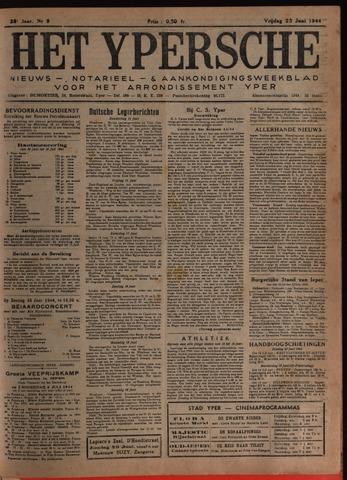 Het Ypersch nieuws (1929-1971) 1944-06-23