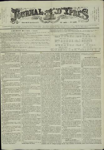 Journal d'Ypres (1874 - 1913) 1877-01-31