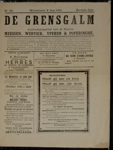 De Grensgalm (1895, 1901, 1902, 1904) 1901-06-08