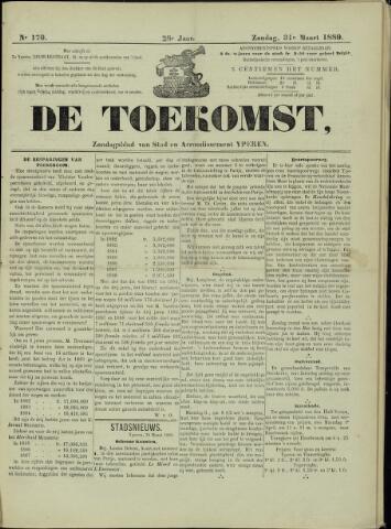 De Toekomst (1862 - 1894) 1889-03-31