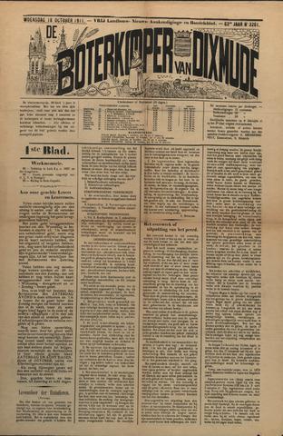 De Boterkoper 1911-10-18