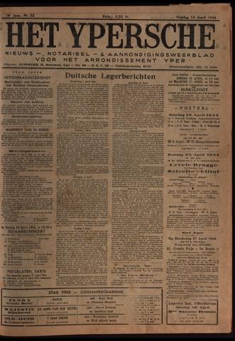 Het Ypersch nieuws (1929-1971) 1944-04-14
