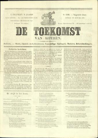 De Toekomst (1862 - 1894) 1870-01-30