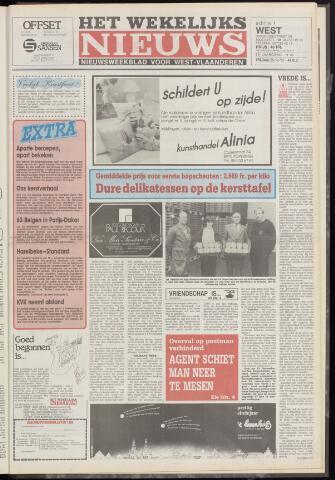 Het Wekelijks Nieuws (1946-1990) 1987-12-25