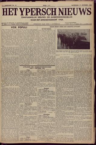 Het Ypersch nieuws (1929-1971) 1964-10-17