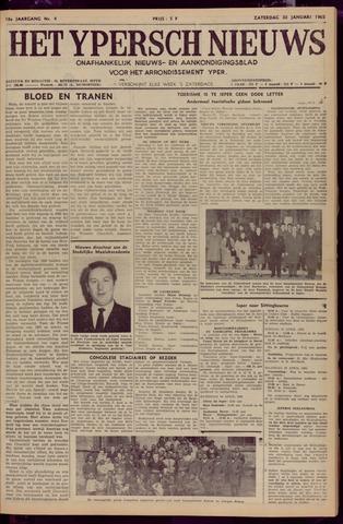 Het Ypersch nieuws (1929-1971) 1965-01-30