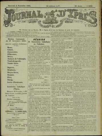 Journal d'Ypres (1874 - 1913) 1895-11-06
