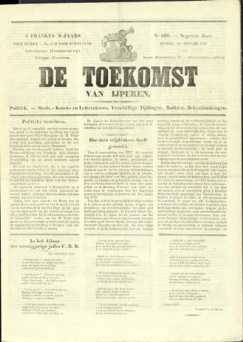 De Toekomst (1862 - 1894) 1870-01-16